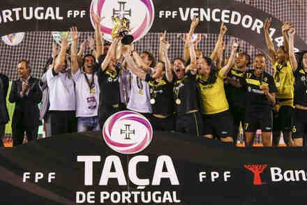 Quinta dos Lombos x Novasemente - Final da Tau00e7a de Portugal de Futsal  Feminino 9fd4ef2af1bf0