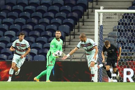 Portugal 4 1 Croacia Uefa Nations League A 2020 2021 Ficha Do Jogo Zerozero Pt