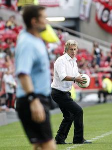Jorge Jesus  «Acredito que o Sporting jogue cara a cara com o Benfica» 4cbc720097184