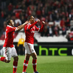 Benfica v Bordeaux 1/8 UEFA Europa League 2012/13