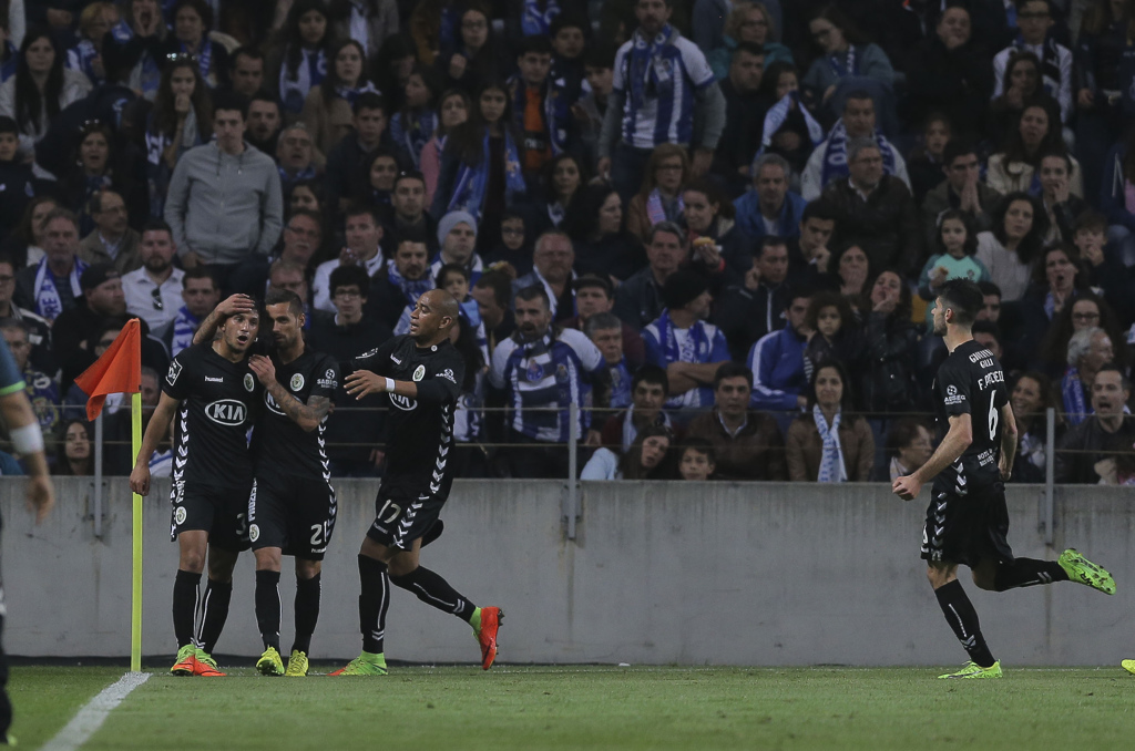 FC Porto sem seis internacionais 'pesca' Galeno e André Pereira aos 'B'