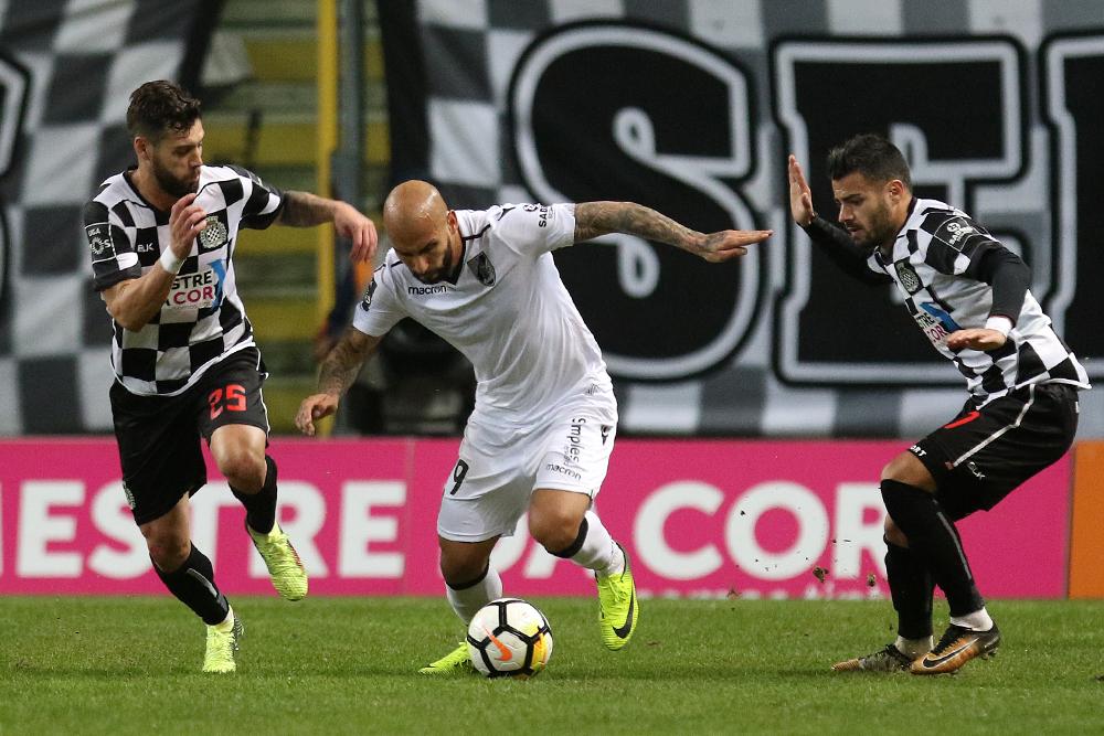 Liga NOS: Boavista x V. Guimarães