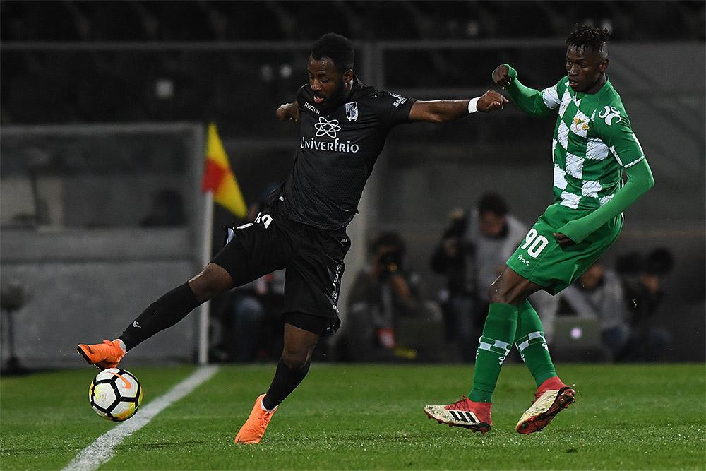 Liga NOS: Vitoria SC x Moreirense
