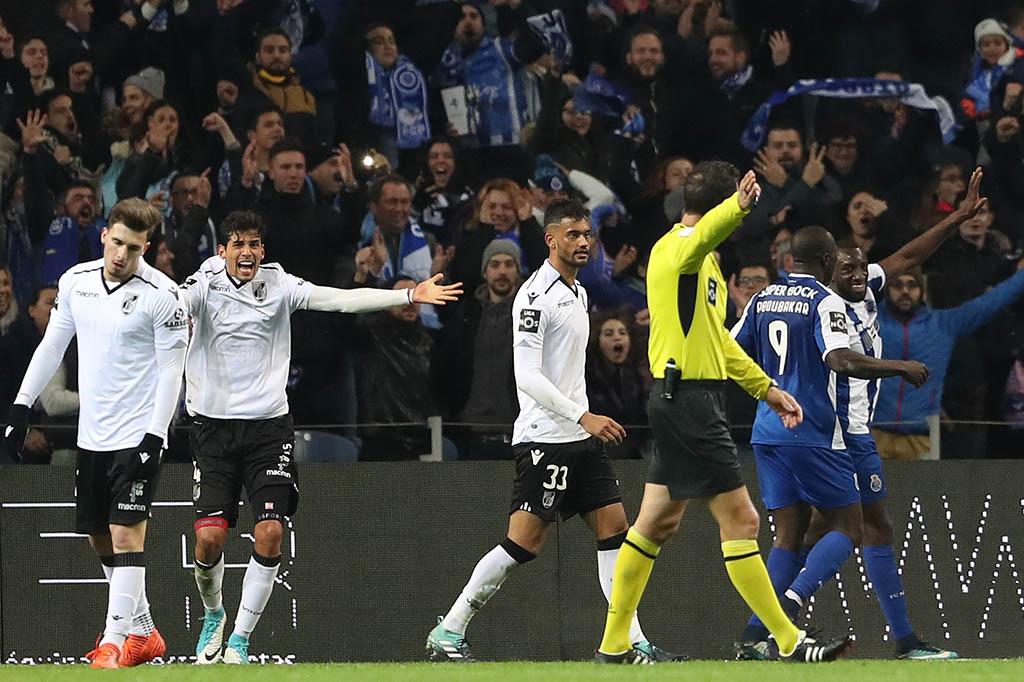 Liga NOS: FC Porto x Vitoria SC