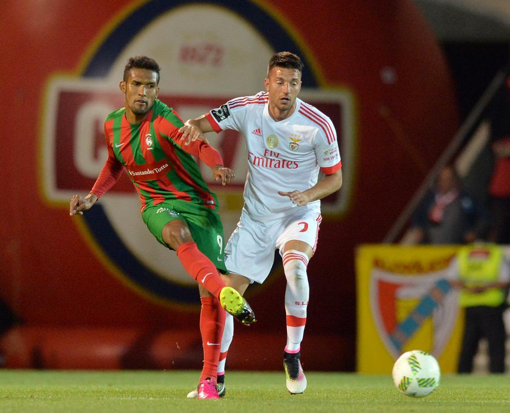 Resultado Final: Marítimo-Vitória SC, 3-2