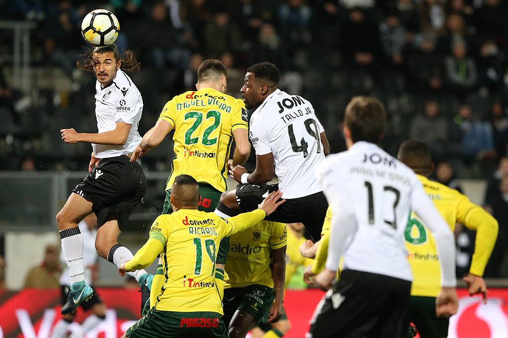 Liga NOS: Vitoria SC x P. Ferreira