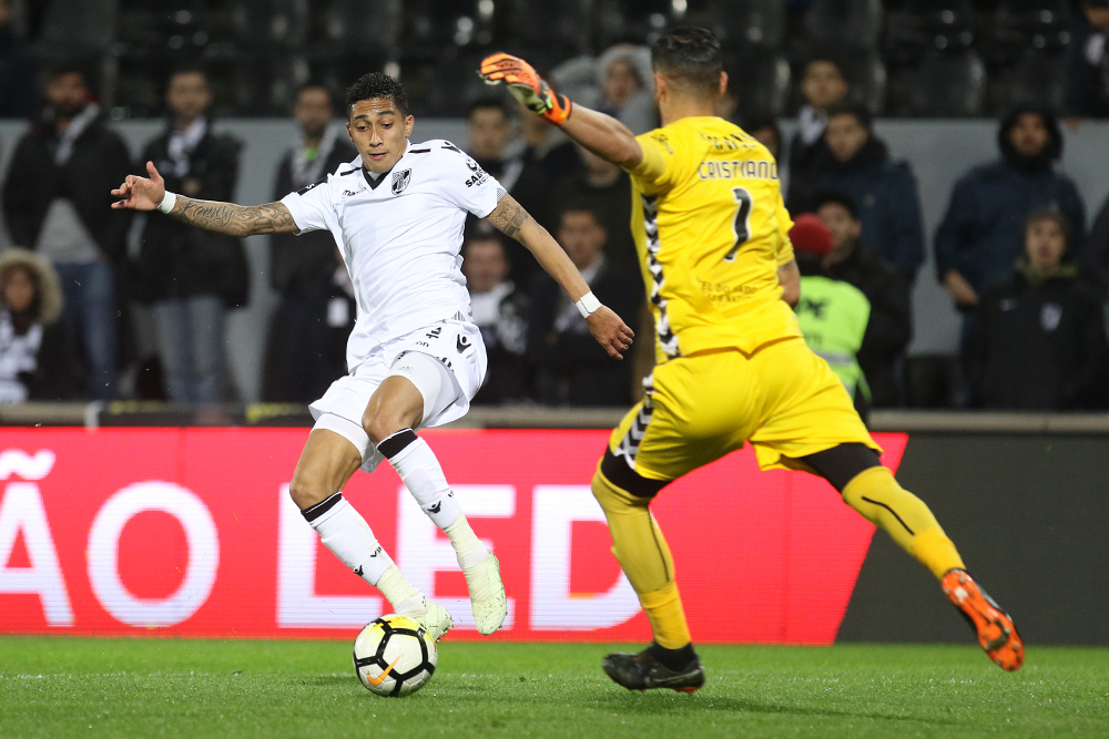 Liga NOS: V. Guimarães x V. Setúbal