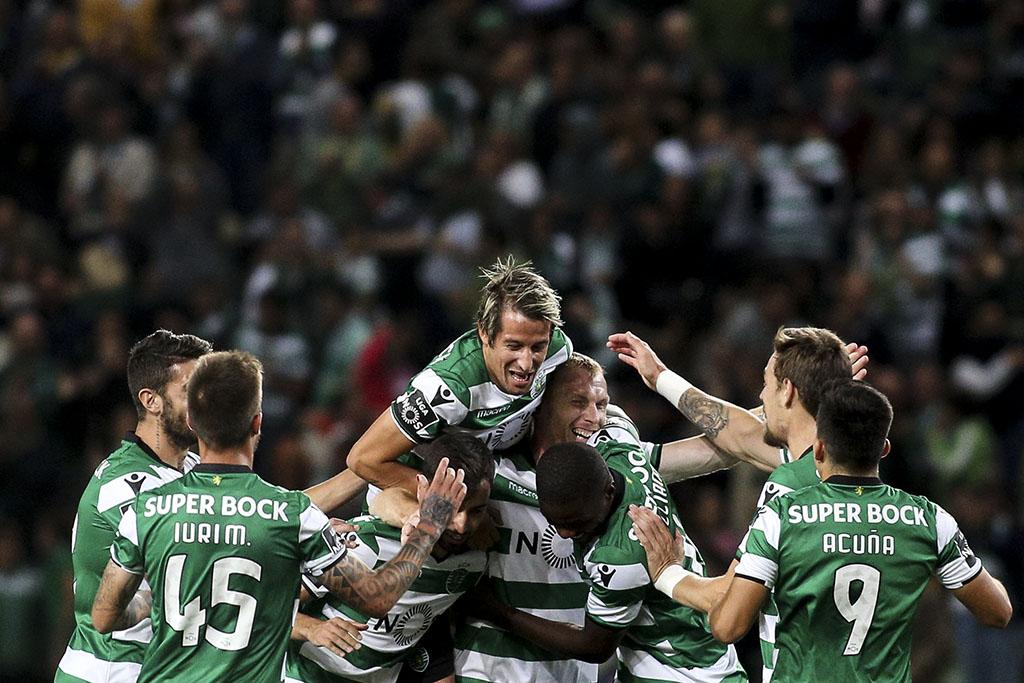 Liga NOS: Sporting x Tondela