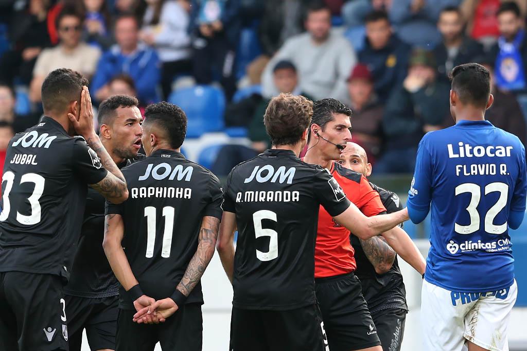 Liga NOS: Feirense x Vitoria SC