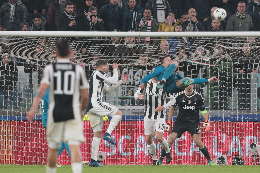 91318983f A transferência de Ronaldo para a Juventus  «Achei que era uma brincadeira»