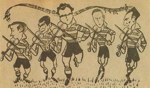 П'ять Скрипалів давали натхнення ілюстраторам