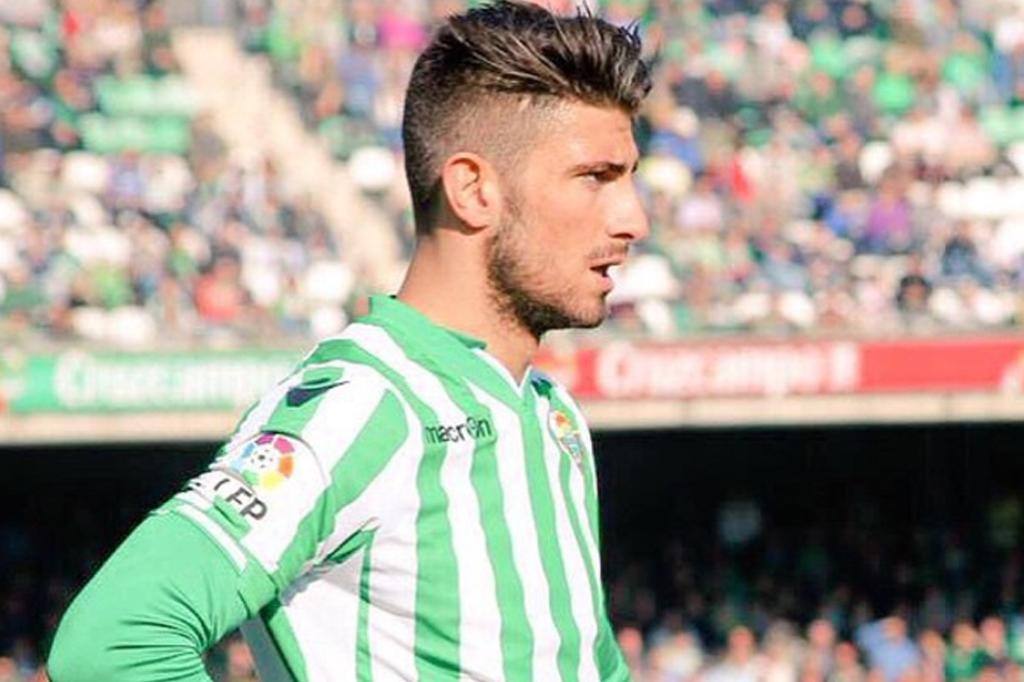Sporting anuncia contratação do lateral direito Cristiano Piccini