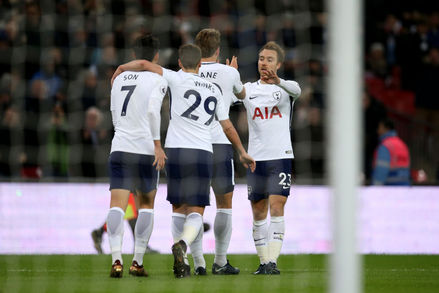 Harry Kane, Christian Eriksen
