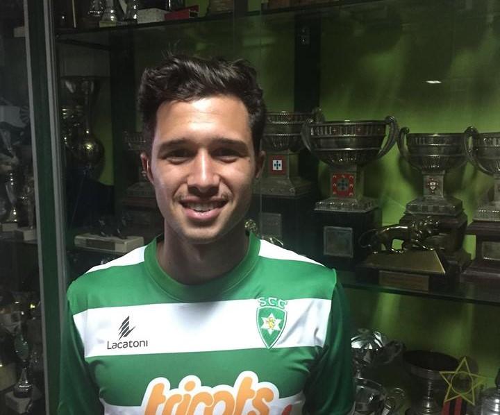 Sporting da Covilhã reforça-se com jogador da AF Porto