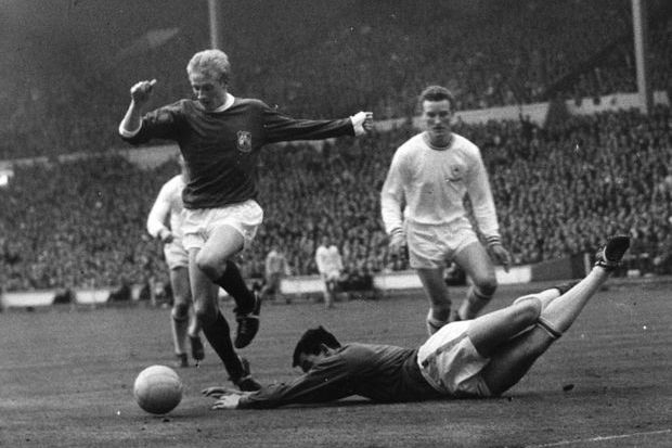 Denis Law: o escocês voador