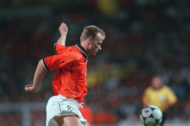 Bergkamp, o Non-Flying Dutchman