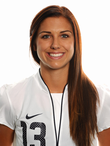 Alex Morgan (USA)