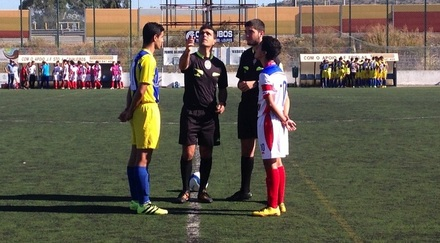 Ponte Frielas 2-2 At. Tojal