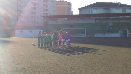 Sport Canidelo 7-3 CD Candal