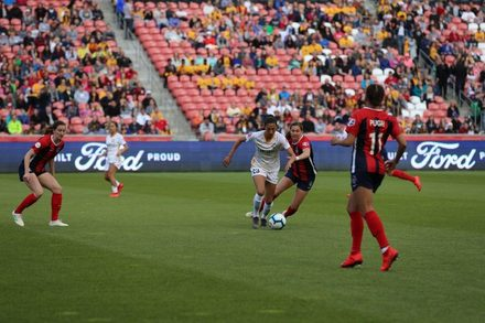 Utah Royals 1-0 Washington Spirit