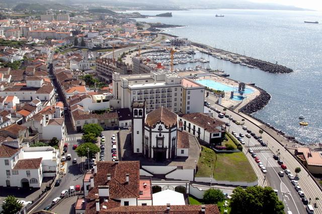 Ponta Delgada :: zerozero.pt