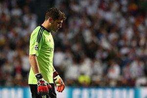 Casillas e Real Madrid de costas voltadas    zerozero.pt dbc23cf7fb75d