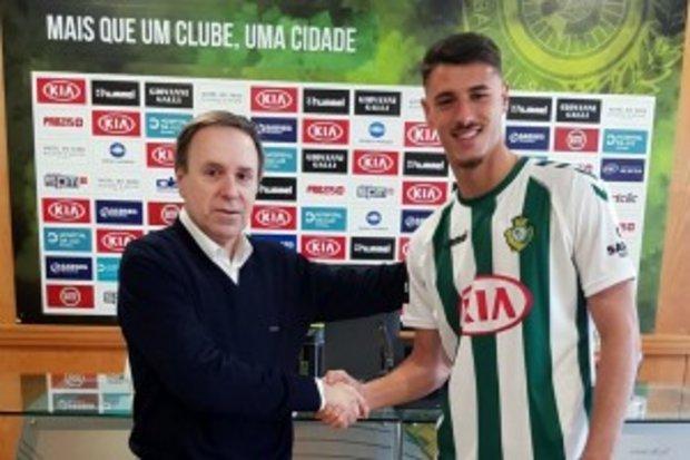 Futebol | FC Porto empresta avançado André Pereira até ao final da época