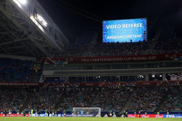 Fifa usa árbitro de vídeo para atrair patrocínio