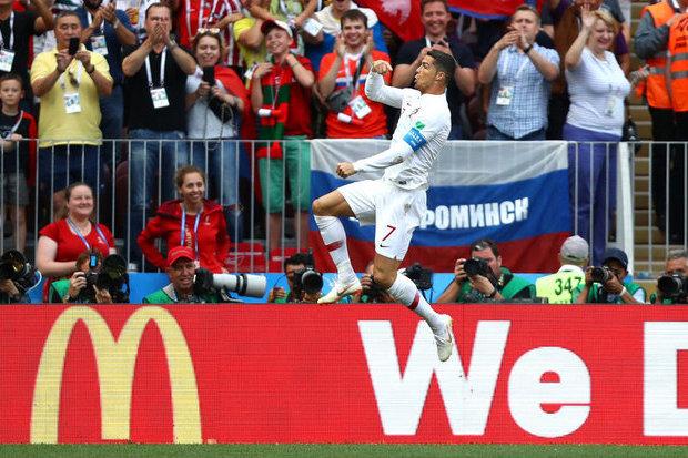 6200b7d122484 Portugal 1-0 Marrocos    Rússia 2018    Ficha do Jogo    zerozero.pt