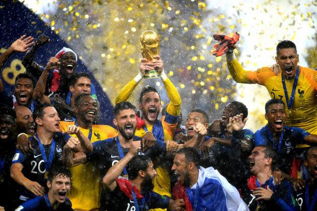 2ae70f4406 França 4-2 Croácia    Rússia 2018    Ficha do Jogo    zerozero.pt