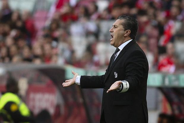 Vitória de Guimarães procura novo treinador