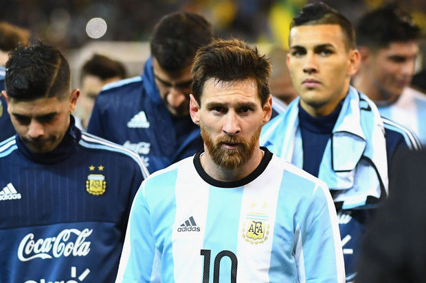 eeb7078b31 A «pressão» e o «sonho» de Messi em conquistar o Mundial 2018    zerozero.pt