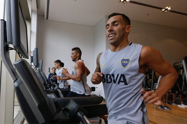 Tévez está a detalhes de retornar para o Boca Juniors