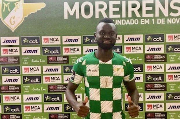 Boubacar Fofana é reforço do Moreirense — OFICIAL