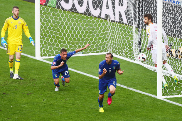 Itália 2-0 Espanha    Euro 2016    Ficha do Jogo    zerozero.pt 3f7881bc88bc1