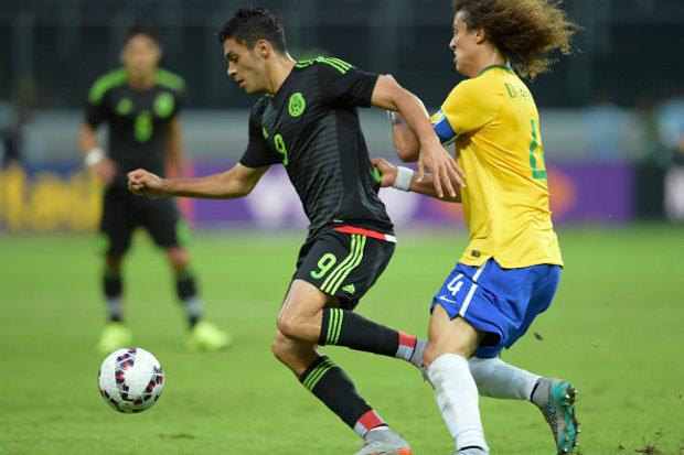Argentina 2-2 México    Jogos Amigáveis 2015    Ficha do Jogo    zerozero.pt c9a121541474e