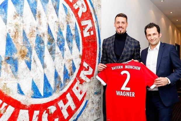 Bayern Munique contrata avançado de 30 anos