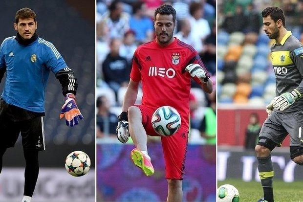 Casillas e Júlio César carregados de títulos 4c5b43059fc7b