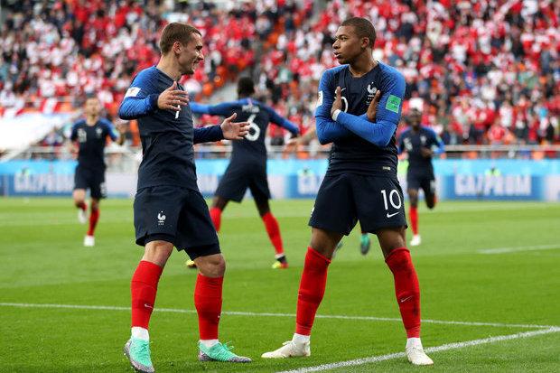 3d4d73f650 França 1-0 Peru    Rússia 2018    Ficha do Jogo    zerozero.pt