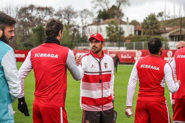 Vitória de Setúbal-SC Braga, 2-1 — Resultado final
