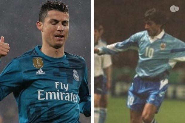 3d2dceb33a Será o golo de Cristiano Ronaldo em Turim o melhor da história  Não existe  uma verdade absoluta sobre isso e será sempre um tema que vai motivar  muitas ...