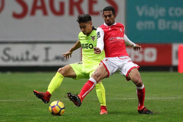 SC Braga bate Marítimo