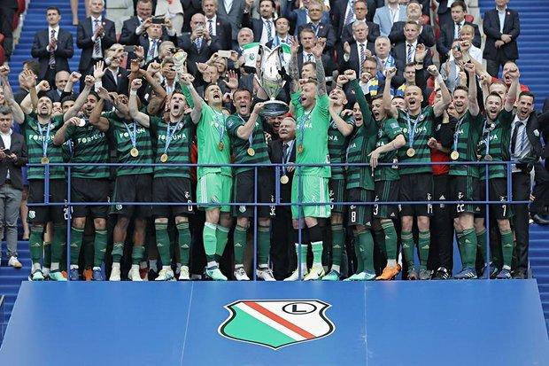 Arka Gdynia 1-2 Legia Warszawa :: Puchar Polski 2017/2018
