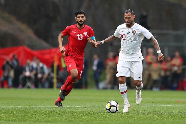 79fcea7aef Portugal 2-2 Tunísia    Jogos Amigáveis 2018    Ficha do Jogo    zerozero.pt