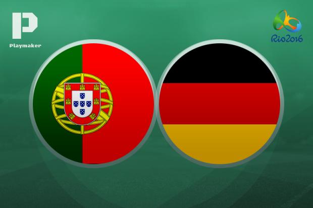 A seleção olímpica de Portugal defronta a congénere da Alemanha 493fdbed211a3