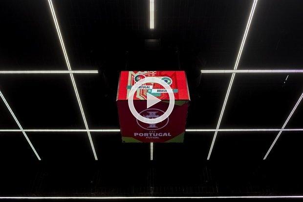 Portugal 1-6 Brasil    Amigáveis Seleções Futsal 2019    Ficha do Jogo     zerozero.pt f246cce18c343