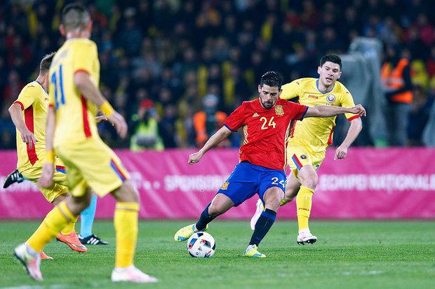 Roménia 0-0 Espanha    Jogos Amigáveis 2016    Ficha do Jogo    zerozero.pt 3817f114825fc