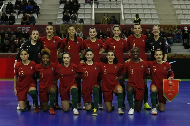 Portugal 6-0 Hungria    Amigáveis Seleções Futsal 2019    Ficha do Jogo     zerozero.pt eb927a0806d77