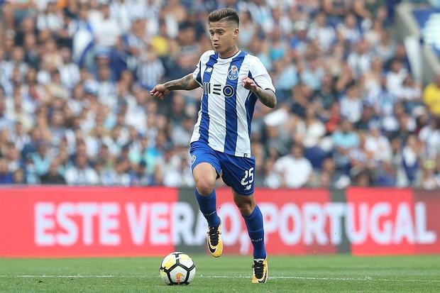 Otávio é a única baixa para o Moreirense — FC Porto
