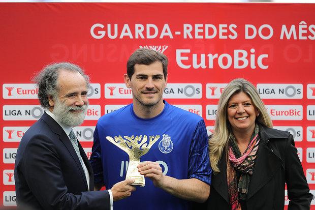 Iker Casillas mais uma época no FC Porto